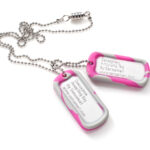 Dog Tag  Army Chew Pendant-5721