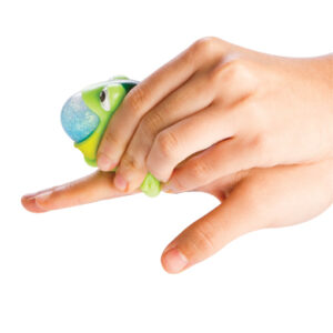 squishy frog ring-0