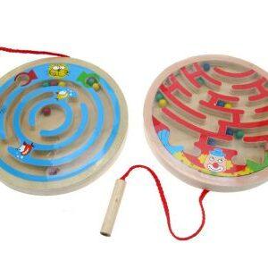 Magnetic Bead Maze-0