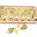 Mini bee maraca