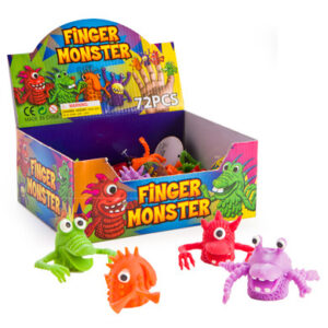 finger puppet monster -0