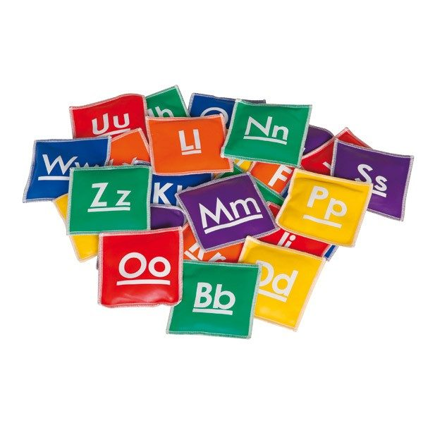 Alphabet Bean Bag Set-0
