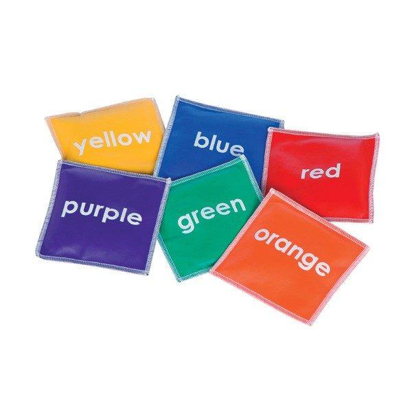 Colour Bean Bag Set-0