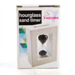 Hourglass Sand Timer 3 minute-0