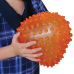 Jelly spike pyramid ball-0