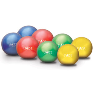 Soft Touch Weighted Balls assorted sizes-0