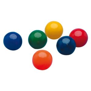 Colour Ball Set - set of 6-0