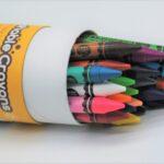 Washable Crayon 1