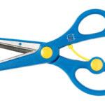 Scissors metal blade