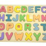 Alphabet Puzzle Upper Case