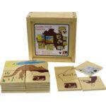Australian Animal Puzzle Box